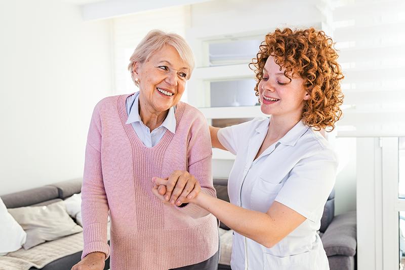Alzheimer's caregiver in Boca Raton