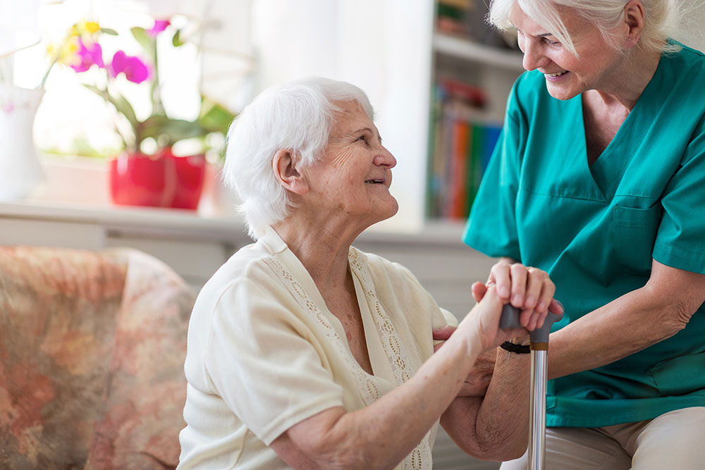 Fall Prevention in South Florida Seniors